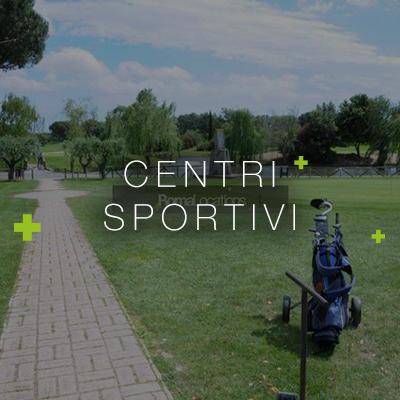 Location Centri Sportivi
