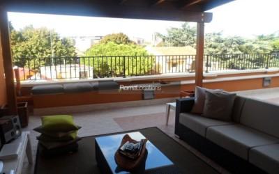 appartamento attico vista tetti #22