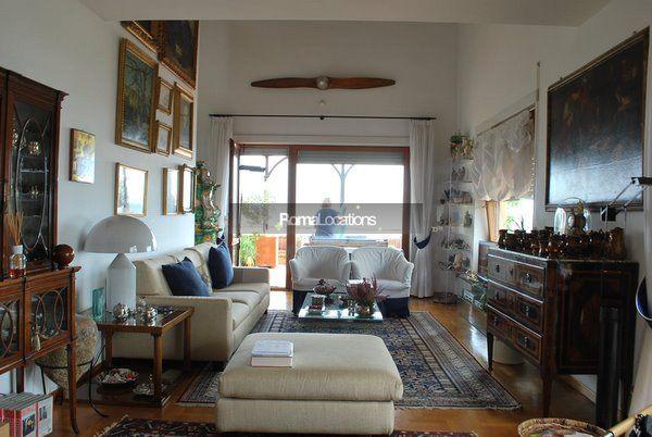 appartamento attico vista tetti #08