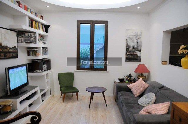 appartamento attico vista tetti #41