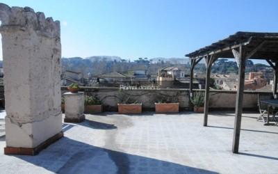 appartamento attico vista tetti #34