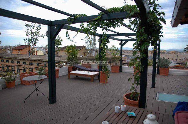 appartamento attico vista tetti #04