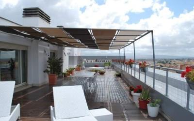 appartamento attico vista tetti #25