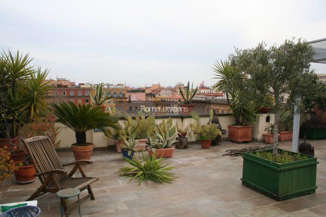 appartamento attico vista tetti #21